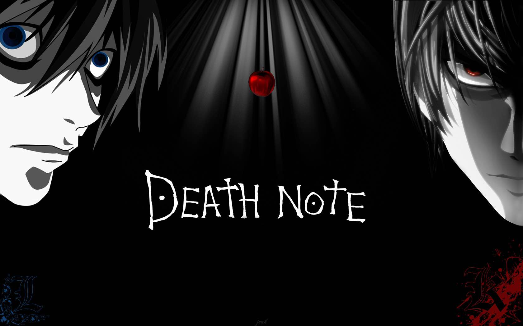 image from Death Note – A good manga for practicing rational thinking
