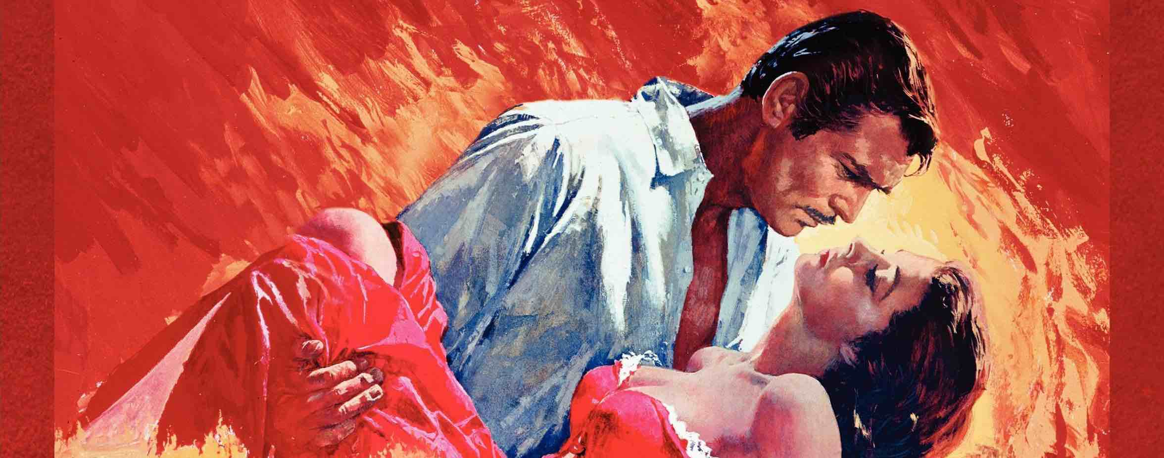 image from Gone With the Wind – when the world is up-side-down and reactions